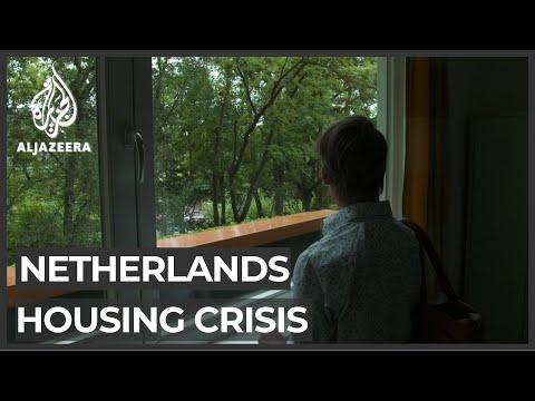 The Netherlands struggling to meet housing demand