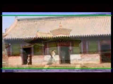 Mongolian Kharkhorin (Khara-Khorum) Ruins