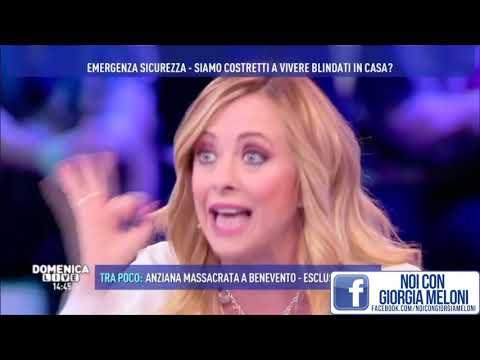 Giorgia Meloni: In rete mi hanno dedicato compilation miei sfoghi, che dite devo calmarmi? 😂