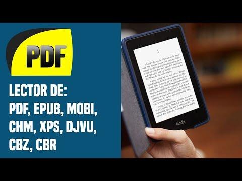 Leer Archivos EPub, MOBI, DjVu Entre Otros Con Un Solo Programa