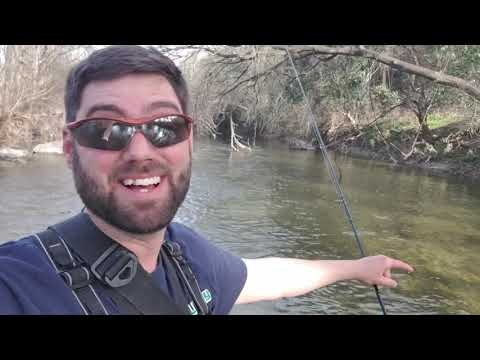 Fly Fishing Sinking Line For Bass And Panfish!
