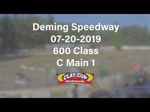 600 C Main 1| 07-20-19 | Deming Speedway