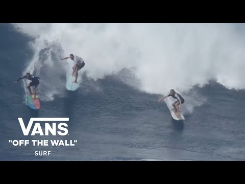 Six Weeks on the North Shore with Kyuss King | Surf | VANS