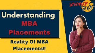 Understanding MBA Placements |…