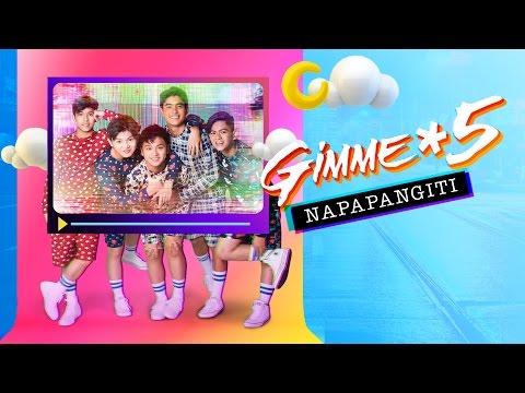 Gimme 5 - Napapangiti (Audio)