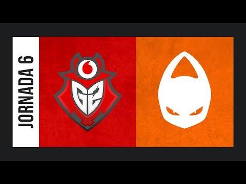 G2 Vodafone vs. X6TENCE [Inferno] ESL Masters CS:GO Temporada 2 - Jornada #6