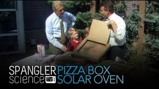 Pizza Box Solar Oven - Cool Science Experiment