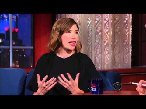 Carrie Brownstein on Colbert 10 27 15