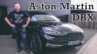 Aston Martin DBX!! First Driving Review | NEW SUV from Aston Martin | My New 4x4