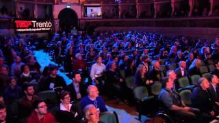 Errare è umano. Osare è creativo. | Davide Piludu Verdigris | TEDxTrento