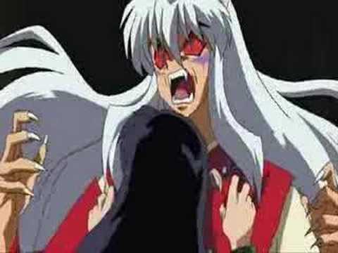 inuyasha-demon - YouTube Inuyasha Full Demon Form Dog Episode