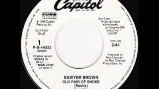 Watch Sawyer Brown Old Pair Of Shoes video