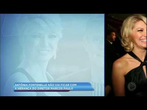 Hora da Venenosa: Antônia Fontenelle não vai ficar com patrimônio de Marcos Paulo
