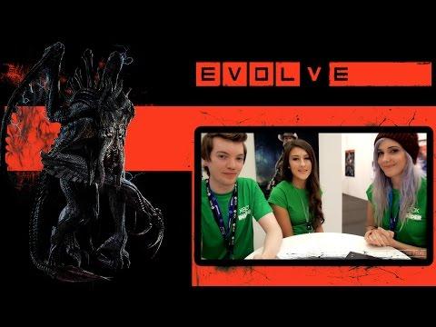 Evolve Gameplay (Hands On Impressions) - Gamescom 2014 #XboxInsiders - 동영상