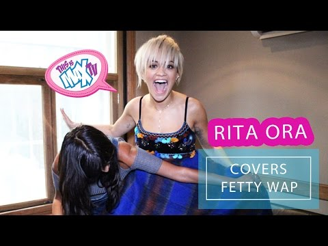 Rita Ora Does Fetty Wap's 'Trap Queen' EXCLUSIVE!!