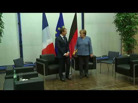 Nach Jamaika-Aus: Emmanuel Macron ist besorgt über Lage in Deutschland