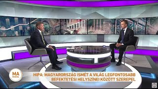 Szijjártó Péter: a magyar emberek munkája világszinten is versenyképes