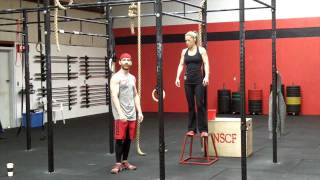 CrossFit Pull Ups (Strict, Kip, Butterfly) - Northstate CrossFit