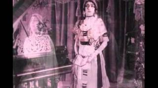 """Vera Karalli e Vitold Polonsky,1915. Canta Bidu Sayão """"Canção da Felicidade"""",1933"""