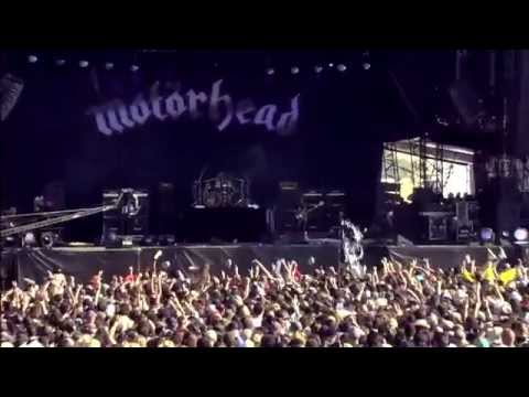 Motörhead - Live at Hellfest 2015