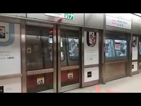 [SMRT] North South Line - C151B Departing Dhoby Ghaut