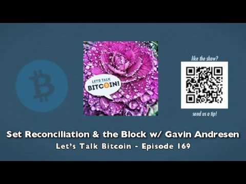 Set Reconciliation & the Block w/ Gavin Andresen - Let
