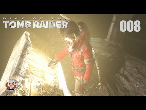 Rise of the Tomb Raider #008 - Alte Zisterne [XBO][HD] | Let's play Tomb Raider