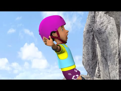 Mandy's Mountain | Fireman Sam 🔥 Safe with Sam | Safety for Little Cadets