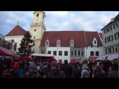 Holidays in Bratislava