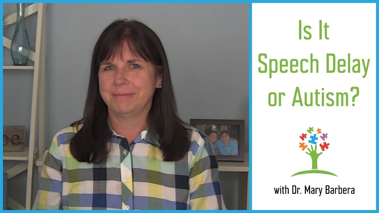 Free Talk And Book Signing With Autism >> Is It Speech Delay Or Autism Early Autism Signs In Toddlers