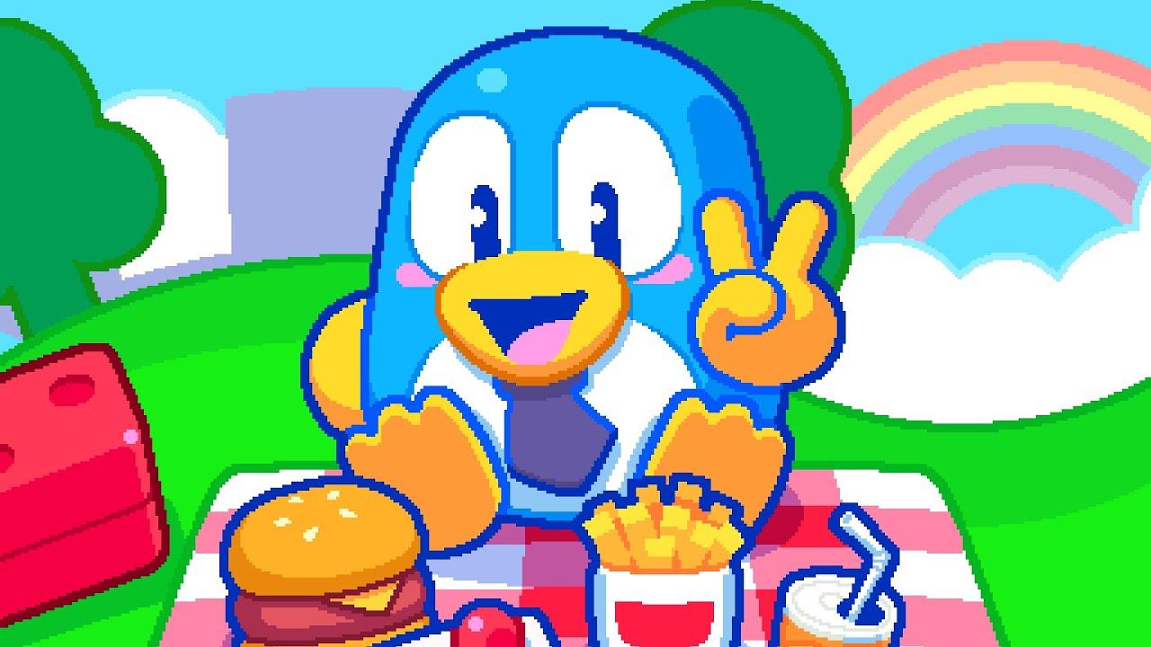 Picnic Penguin - Puzzle Arcade Game Android/iOS