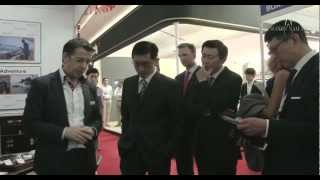 2012 Singapore Yacht Show - Opening Ceremony (Superyacht TV)