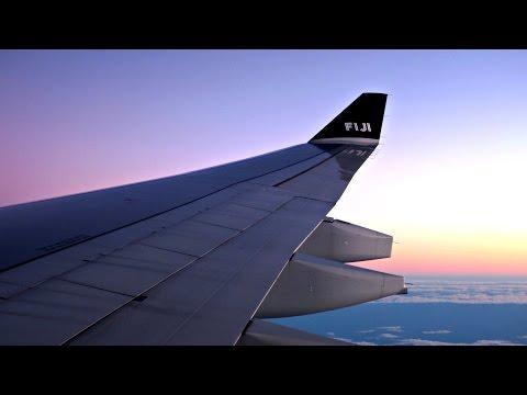 Fiji Airways Full Flight Review: FJ360 Singapore To Nadi