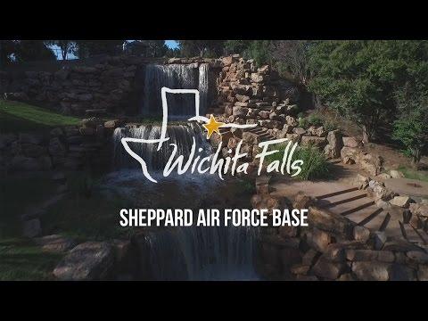 Choose Wichita Falls - Sheppard Air Force Base