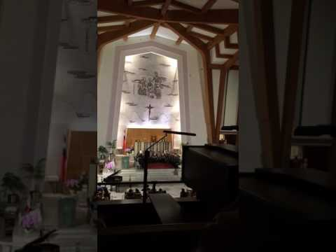 You Raise Me Up Cover by Philippine Madrigal Singers - live at Taipei catholic church