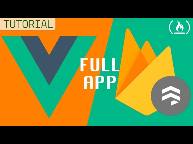 Vue.js & Firebase Tutorial - Real-time Chat