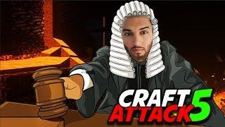 ApoRed verurteilt mich 💥 Craft Attack 5 #4 Minecraft Deutsch 💥 baastiZockt