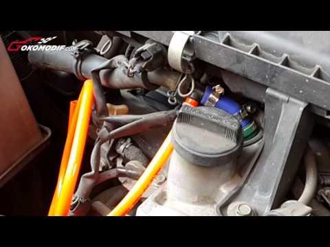 Video Pemasangan Hurricane Air Charger
