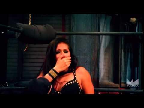 Angelico's Insane Dive on the 4/23 Lucha Underground Show