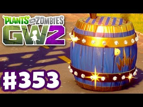 Looty Booty Barrel Blast! - Plants vs. Zombies: Garden Warfare 2 - Gameplay Part 353 (PC)