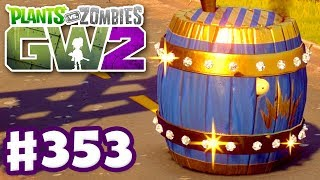 Looty Booty Barrel Blast! - Plants vs. Zombies: Garden Warfare 2 - Gameplay Part 353 (PC)