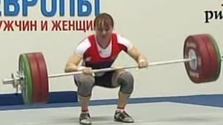 2011 European Weightlifting Championships, Women 63 kg \ Тяжелая Атлетика. Чемпионат Европы