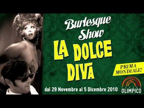 La Dolce Diva Burlesque Show - Promo
