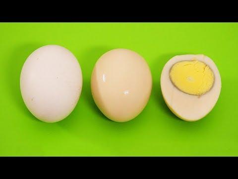 Я варю яйца 2 часа! Те, кто не пробовал - меня не понимают!