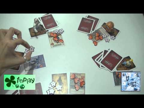 Samurai sword juego de mesa rese a aprende a jugar for Viciados de mesa