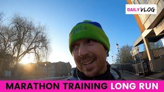 Marathon Training Long Run Tips   Marathon Training Daily Vlog