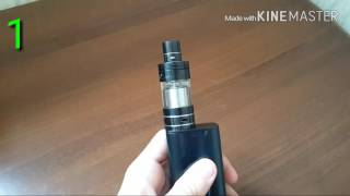 ТОП 5 лайфхаков с электронными сигаретами