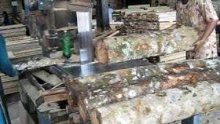 Sk Band Saw Mill