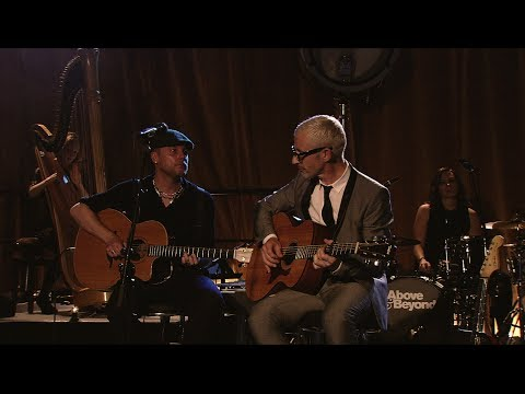 """Above & Beyond Acoustic - """"Good For Me"""" Live from Porchester Hall (Official)"""