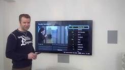 Samsung TV: Sender sortieren
